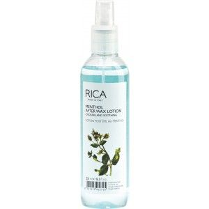 Buy Rica Menthol After Wax Lotion - Nykaa