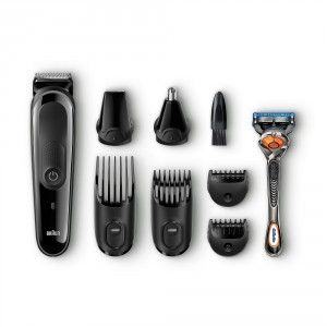 Buy Braun Multi Grooming Kit MGK3060 - 8-in-1 Face And Head Trimming - Nykaa