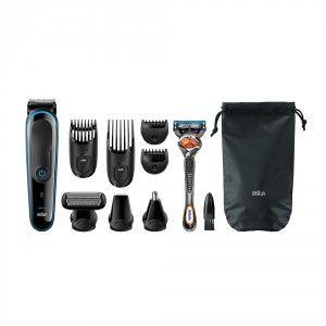 Buy Braun Multi Grooming Kit MGK3080 - 9-in-1 Head To Toe Trimming - Nykaa