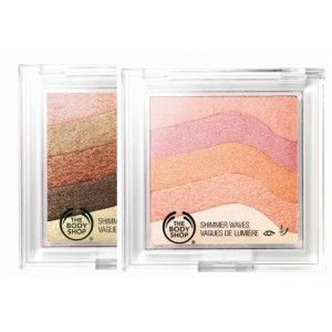 Buy The Body Shop Shimmer Waves - Nykaa