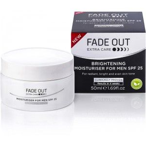 Buy Fade Out Brightening Moisturiser For Men SPF 25 + 50% Extra Free - Nykaa