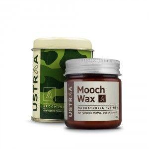 Buy Ustraa Mooch Wax - Nykaa