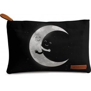 Buy DailyObjects Moonhug Carry-All Pouch Medium - Nykaa