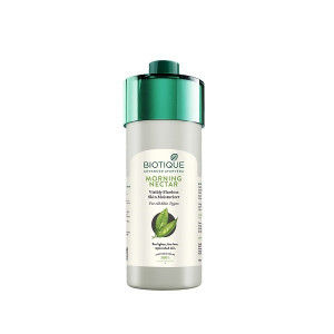 Buy Biotique Bio Morning Nectar Flawless Skin Moisturizer For All Skin Types - Nykaa