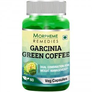 Buy Morpheme Remedies Garcinia Green Coffee 500mg Extract - Nykaa