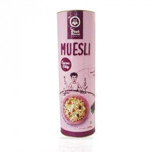 Buy True Elements Choco Chip Muesli - Nykaa