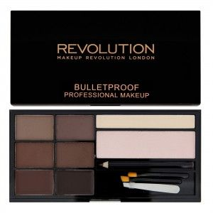 Buy Makeup Revolution Ultra Brow Palette - Nykaa