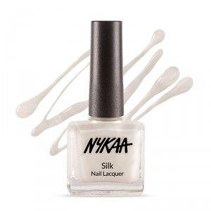 Buy Nykaa Silk Lacquer - Nykaa