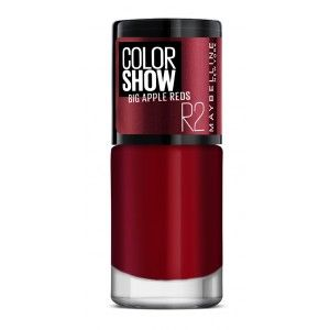 Buy Maybelline New York Color Show Big Apple Nail Paint - Nykaa