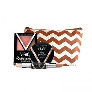 Buy Maybelline New York Contouring Kit (Medium Dark) - Nykaa