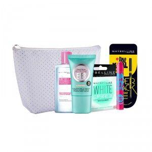 Buy Maybelline New York Travel Kit (Light) - Nykaa
