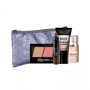 Buy Maybelline New York On-trend Kit - Nykaa