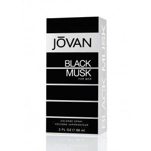 Buy Jovan Black Musk Eau De Toilette For Men - Nykaa