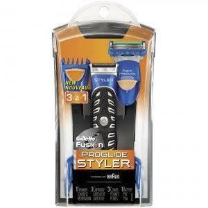 Buy Gillette Fusion Proglide Styler 3-In-1 - Nykaa