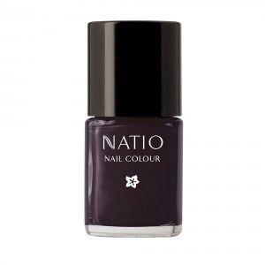 Buy Natio Nail Colour - Nykaa