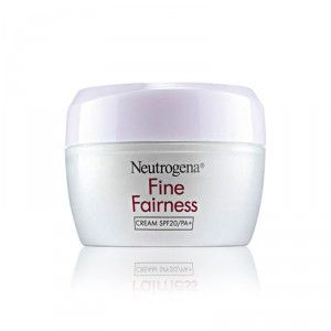 Buy Neutrogena Fine Fairness Cream SPF 20 - Nykaa