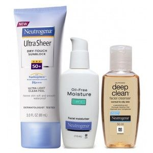 Buy Neutrogena Normal Skin Combo - Nykaa
