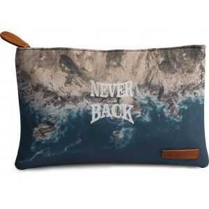 Buy DailyObjects Never Look Back Carry-All Pouch Medium - Nykaa