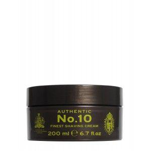Buy Truefitt & Hill Authentic No. 10 Finest Shaving Cream - Nykaa