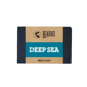 Buy Beardo Deep Sea Brick Soap - Nykaa