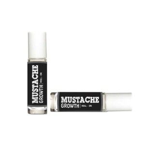 Buy Beardo Mustache Growth Roll - On - Nykaa