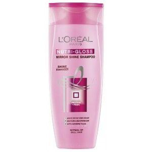 Buy L'Oreal Paris Nutri-Gloss Shampoo - Nykaa