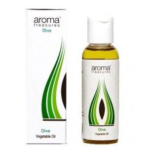 Buy Aroma Treasures Olive Vegetable Oil - Nykaa