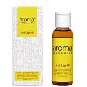 Buy Aroma Treasures Nail Care Oil  - Nykaa