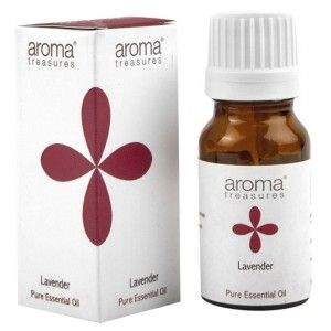 Buy Aroma Treasures Lavender Pure Essential Oil - Nykaa