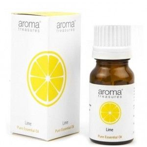 Buy Aroma Treasures Lime Pure Essential Oil - Nykaa