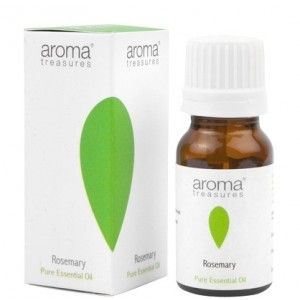 Buy Aroma Treasures Rosemary Pure Essential Oil  - Nykaa