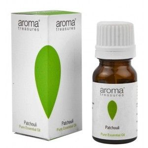Buy Aroma Treasures Patchouli Pure Essential Oil - Nykaa