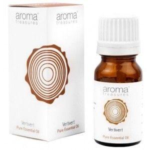 Buy Aroma Treasures Vertivert Pure Essential Oil - Nykaa