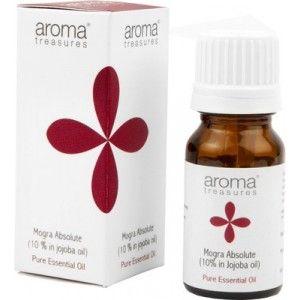 Buy Aroma Treasures Mogra Absolute Pure Essential Oil - Nykaa