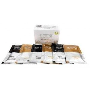 Buy Aroma Treasures Gold Facial kit - Single Time Use Kit - Nykaa
