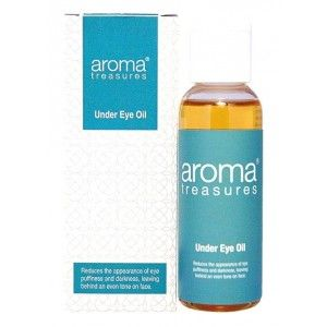 Buy Aroma Treasures Under Eye Oil - Nykaa