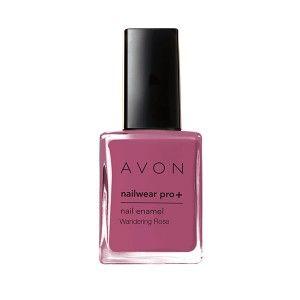 Buy Avon Floral Awakening Nailwear Pro+ Nail Enamel - Nykaa