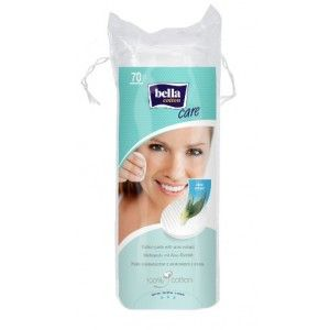 Buy Bella Cotton Pads A70 Aloe Vera Extract - Nykaa