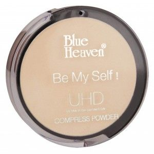 Buy Blue Heaven Ultra High Definition Compressed Powder - Nykaa