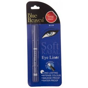 Buy Blue Heaven Soft Kajal Eyeliner - Nykaa