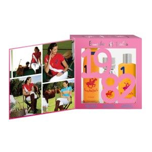 Buy Beverly Hills Polo Club Women Body Fragrance, Body Wash And Eau De Parfum No.1 Gift Set - Nykaa