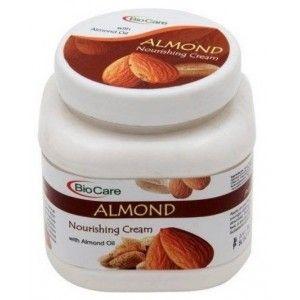 Buy BioCare Almond Nourishing Cream - Nykaa