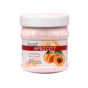 Buy BioCare Apricot Exfoliating Face Scrub - Nykaa