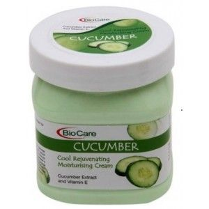 Buy BioCare Cucumber Cool Rejuvenating Moisturising Cream - Nykaa