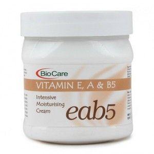 Buy BioCare Vitamin E, A And B5 Intensive Moisturising Cream - Nykaa