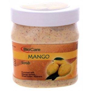 Buy BioCare Mango Scrub - Nykaa