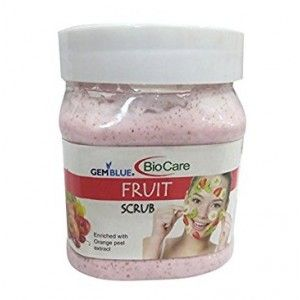 Buy BioCare Fruit Scrub - Nykaa
