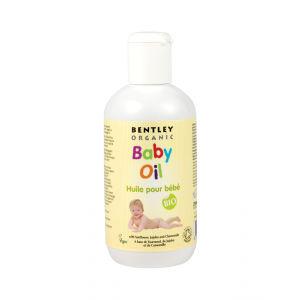 Buy Bentley Organic Baby Oil - Nykaa