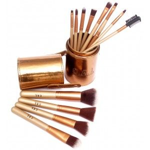 Buy C.A.L Los Angeles Make Up Brushes Set - Nykaa