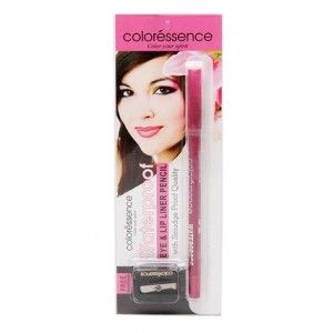 Buy Coloressence Eye & Lip Liner Pencil - Fuschia Pink + Free Sharpener - Nykaa